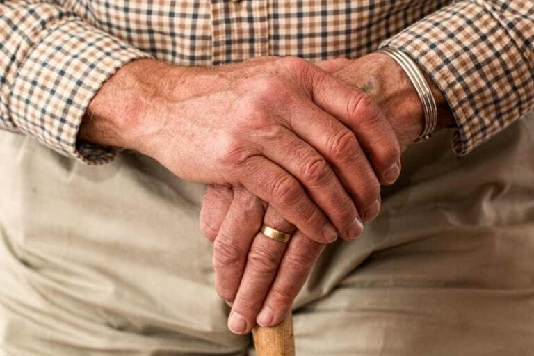 A senior asks is age a factor in getting a job?