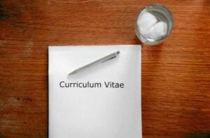 An applicant should seek curriculum vitae writing tips to create the best CV.
