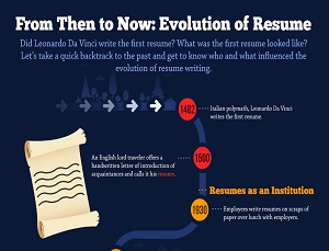 resume evolution