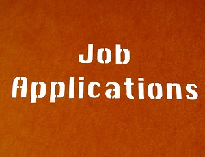 job application: OF 612