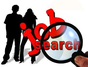 job search: job application