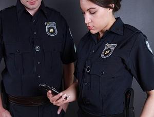 police officer: resume sample