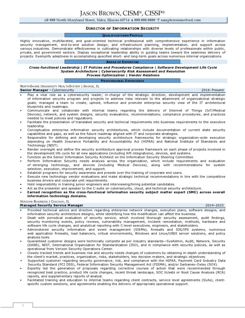 Director-of-Information-Security-Resume-Examples-Page-01