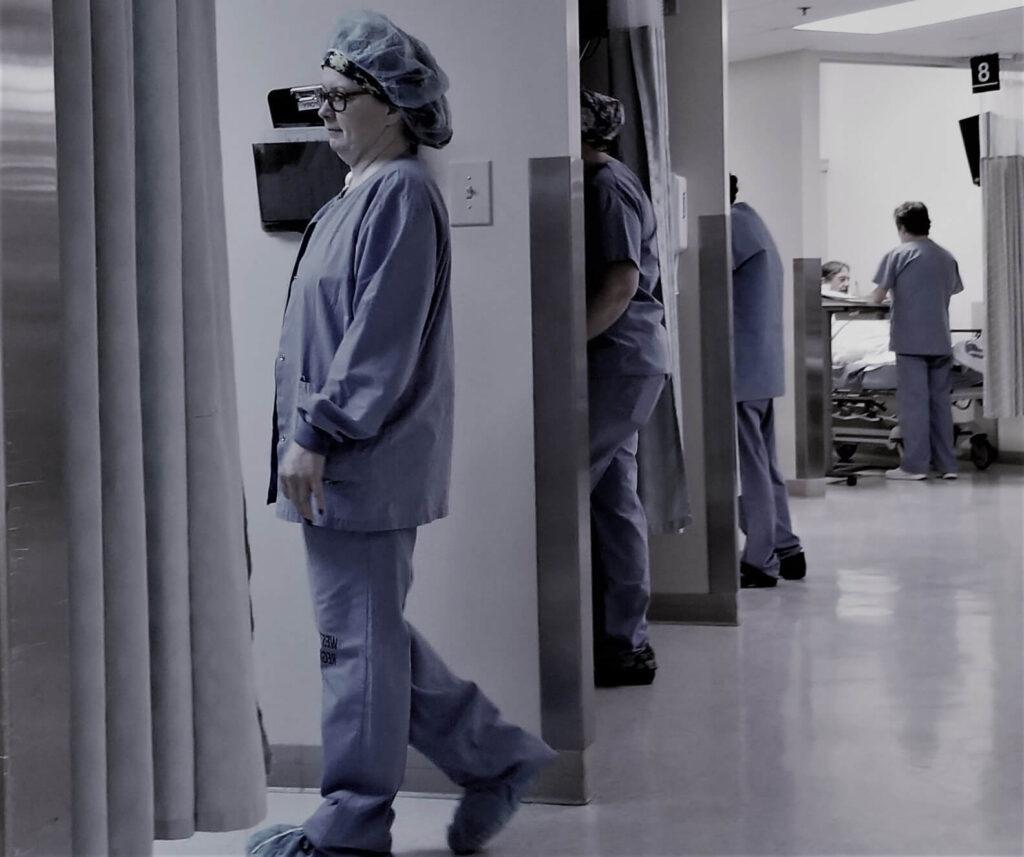 Nurses On Duty