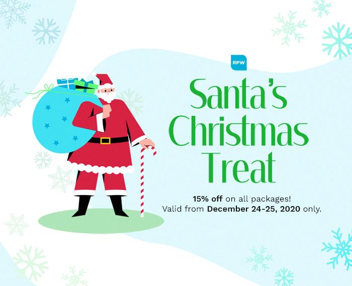 Santa's Christmas Treat