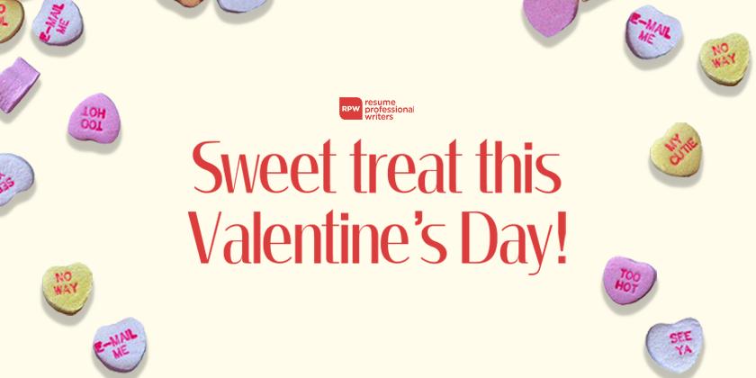Sweet treat this Valentine's Day