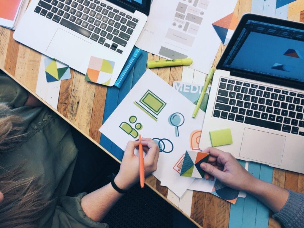 Photo Of Creativity Skill Graphic Design