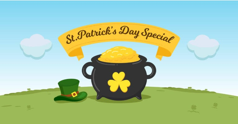 St Patrick's Day Special