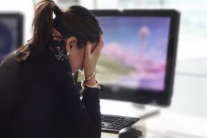 burnout is a sign of toxic work environment