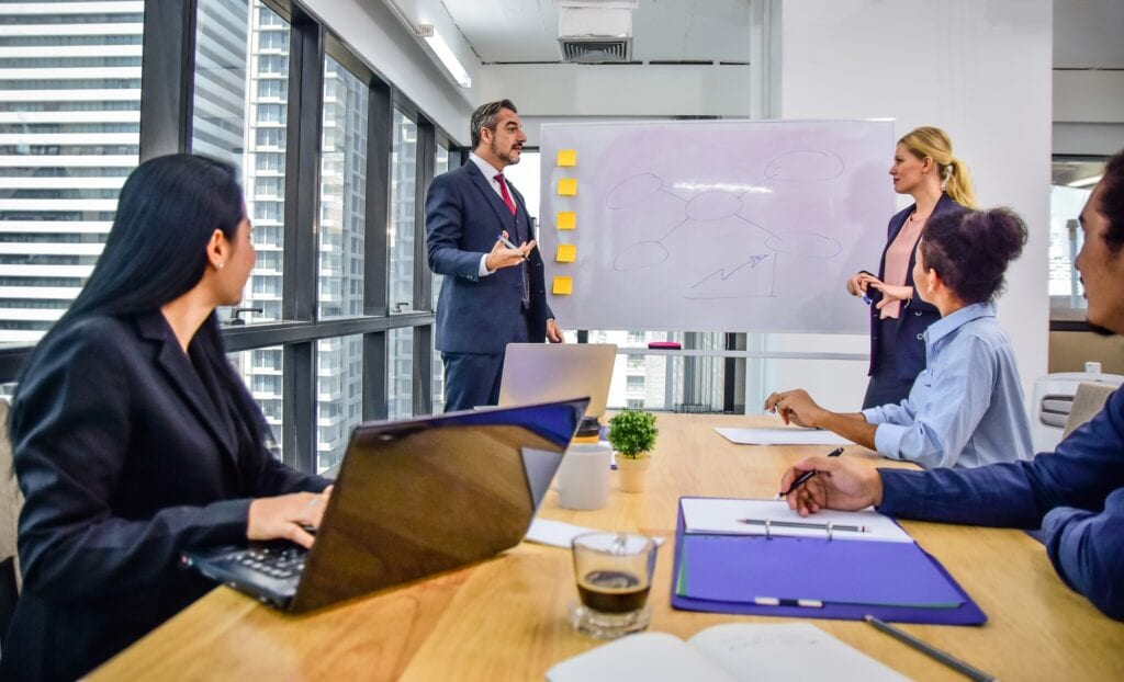 Business Team Meetings Improve Workplace Culture