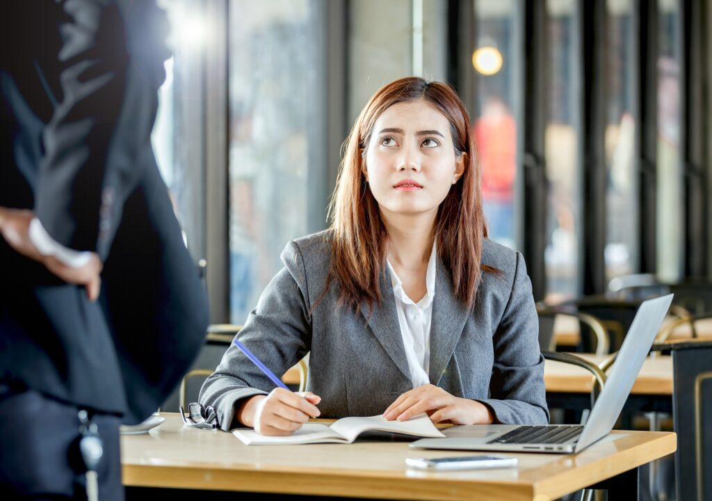 Workplace Discrimination Against Female Employee