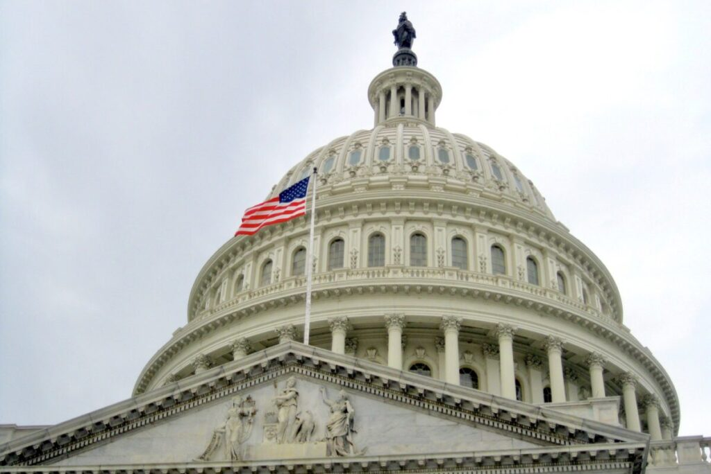 the United States Capitol of is the home of the United States Congress