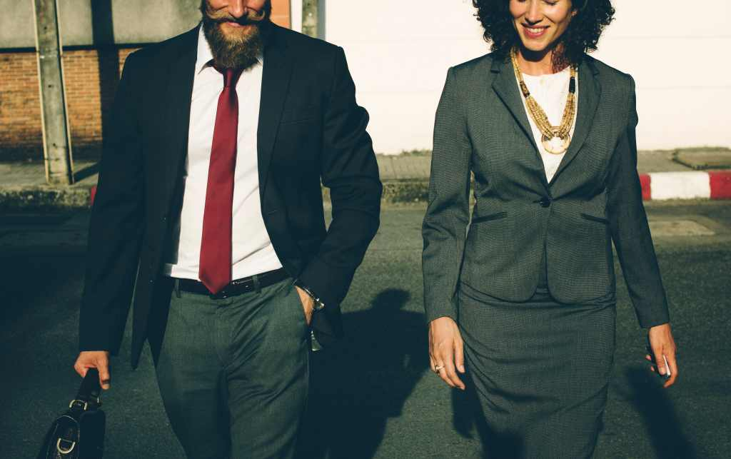 positive job attitudes