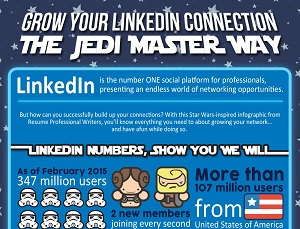 linkedin connection: Jedi Master