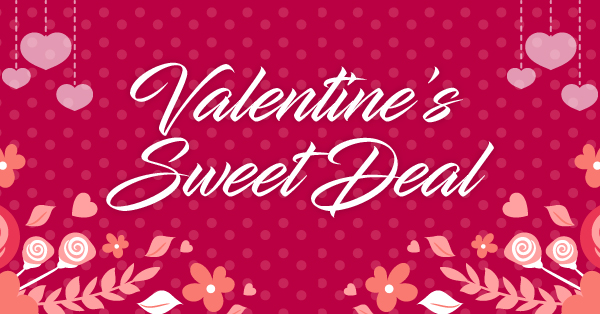 valentine u0026 39 s promo 2017  a sweet deal from resume
