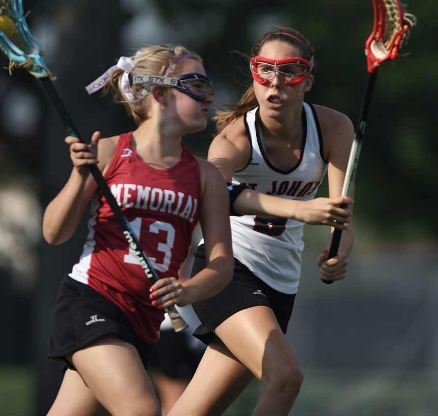 sports resume can include a photo of you playing lacrosse