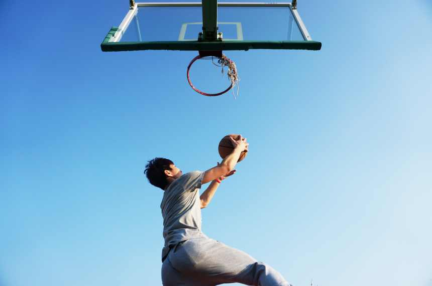 sports resume could be your ticket ot be the next basketball star