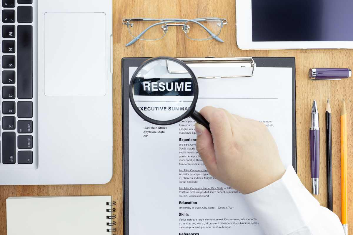 How To Write A Narrative Resume For Your Advanced Career