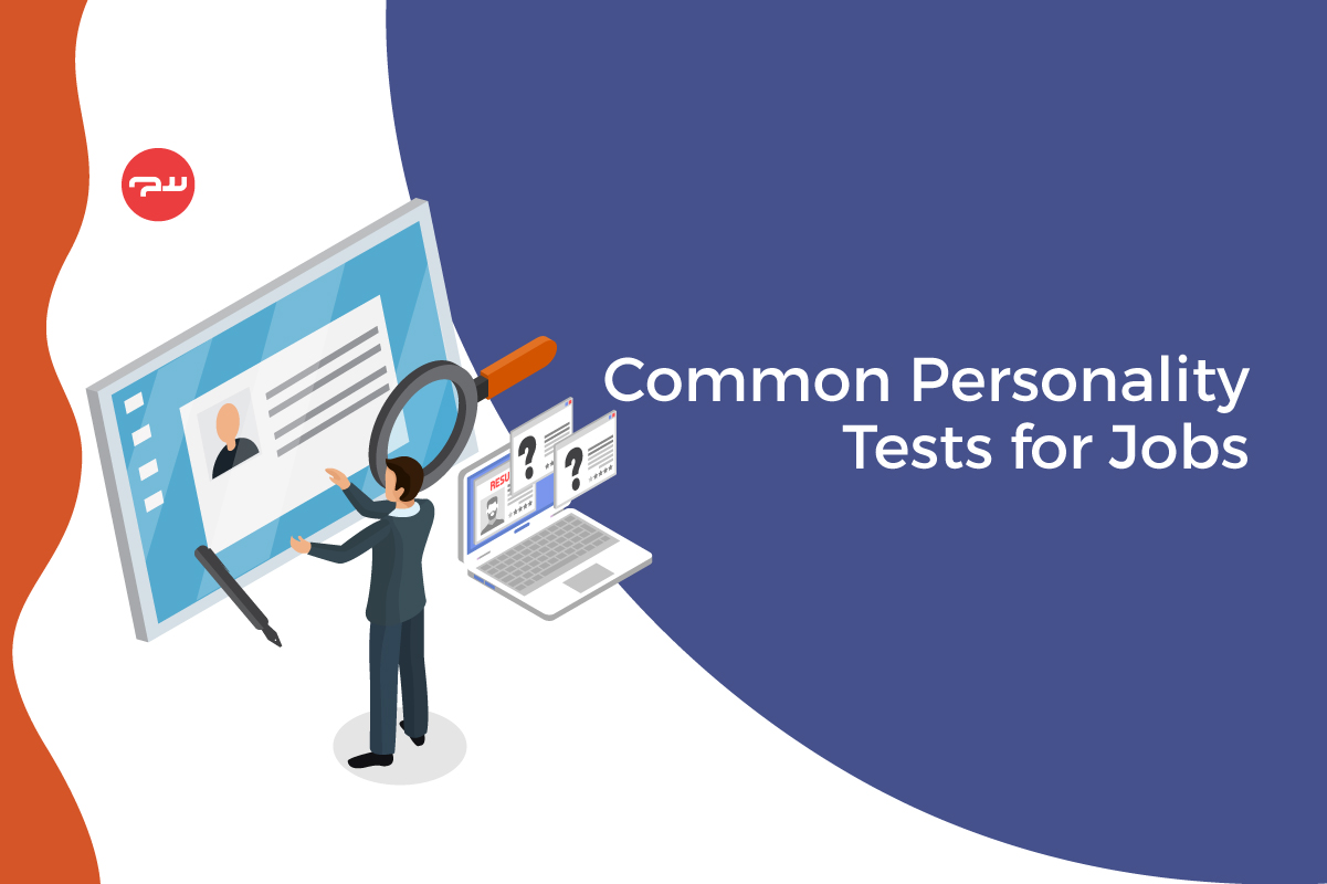 inset image of personality tests as employment tools to help you choose the best career for you
